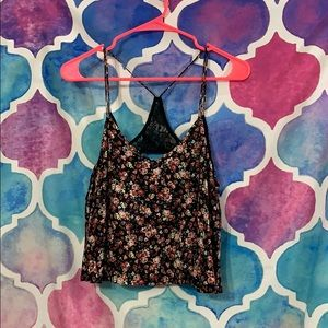 Forever 21 crop top size large